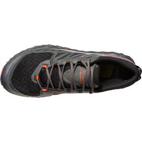 La Sportiva Lycan Running Shoes Men Black/Tangerine